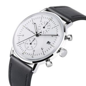 【送料無料】 腕時計 クオーツultraステンレスwatches fashion men gift quartz male leather ultra thin stainless steel round