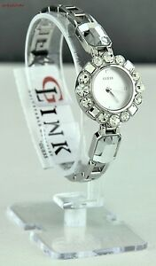 【送料無料】 腕時計 スタイリッシュオリジナルシルバーステンレスレディース stylish 100 original watch guess silver stainless steel ladies u0701l1