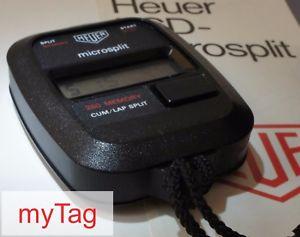 【送料無料】 腕時計 heuer 80s microsplit 250digital stop watchheuer 80s microsplit 250 digital stop watch