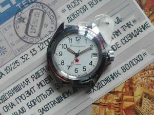 【送料無料】 腕時計 ロシアヴォストークロシアボストークソrussian watch vostok komandirskierussian vostok watch 3aka3 mocccp soviet