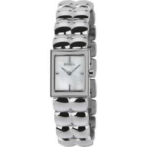 【送料無料】 腕時計 レディースステンレススチールホワイトwomens wristwatch breil tangle tw1622 stainless steel white