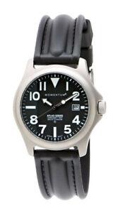【送料無料】 腕時計 アトラスソリッドチタンスキューバラバーストラップダイビングmomentum atlas solid titanium scuba dive watch with slk rubber strap all colors