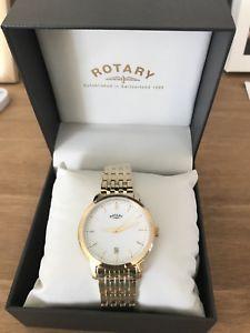 【送料無料】 腕時計 メンズロータリーウォッチmens rotary watch