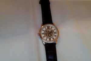 【送料無料】 腕時計 leathe10773345k2デルフォイベネチアステンレス10773345k2 classic delphi venezia stainless steel automatic watch with leathe