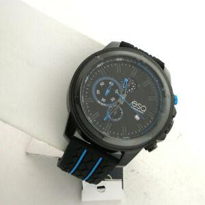 【送料無料】 腕時計 メンズクロノグラフステンレススチールスイスesq movado mens chronograph stainless steel 37esqe19301a watch swiss made