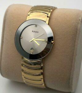 【送料無料】 腕時計 ビンテージスイスインドメンズused vintage rado quartz swiss made eta 955 date indic mens wristwatch