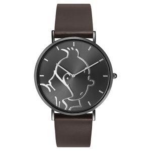 【送料無料】 腕時計 アクションクラシックタンタンleather watch by icewatch tintin in action classic m 82441 2018