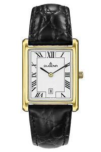 【送料無料】 腕時計 メンズクアドラdugena mens wristwatch quadra classica 4460726