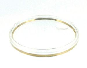 【送料無料】 腕時計 スペアガラスゴールドiwc spare original glass with date magnifying for ing 666 gold very rare