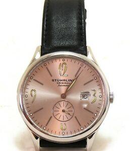 【送料無料】 腕時計 スケルトンウォッチstuhrling original automatic skeleton watch
