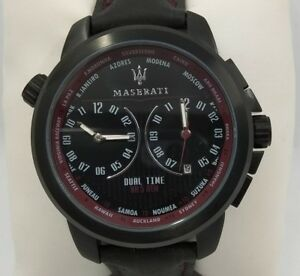 【送料無料】 腕時計 maseratiwatch2maserati watch dual time