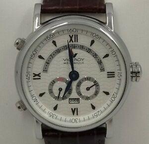 【送料無料】 腕時計 ヴィセロイviceroy automatic 40 ref 4743385