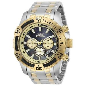 【送料無料】 腕時計 メンズスピードウェイスチールブレスレットケースクオーツinvicta mens speedway goldtone steel bracelet amp; case quartz watch 29288