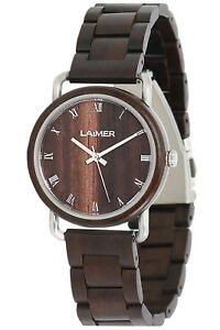 【送料無料】 腕時計 laimer women ´s wood watch gerda 0113