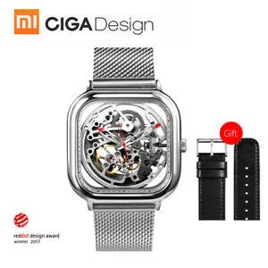 【送料無料】 腕時計 ダxiaomi ciga design uomo orologio meccanico analogico automatico orologio da b2c7