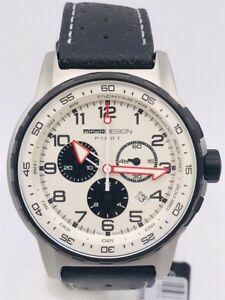 【送料無料】 腕時計 ウォッチスチールmomodesign madeinitaly watch md2164ss32580 46mm steel scontatissimo