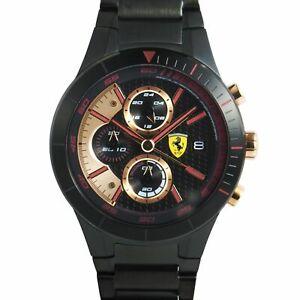 【送料無料】 腕時計 フェラーリレッドウォッチferrari red rev evo watch 830305
