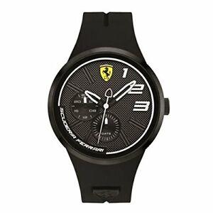 【送料無料】 腕時計 フェラーリfxxブラックゴム830472
