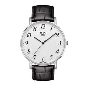 【送料無料】 腕時計 ティソメンズスチールブレスレットスイスクオーツtissot mens everytime 42mm steel bracelet swiss quartz watch t1096101603200