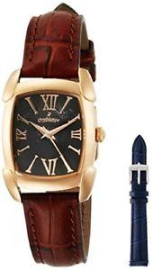 【送料無料】 腕時計 プラスセットorobianco timeora watch lettangolina plus set or00289