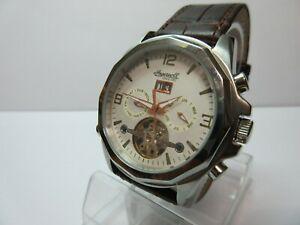 【送料無料】 腕時計 ビッグサイズウォッチingersoll limited edition big size automatic men watch ref in8300