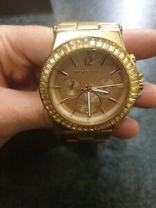【送料無料】 腕時計 マイケルローズゴールドウォッチmicheal kors rose gold watch