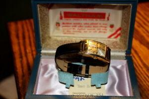 【送料無料】 腕時計 #ウォルサムkケースヴィンテージ9848,waltham 25j,10k gf orig case rare seldom seen vintage wristwatch