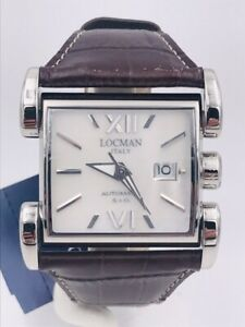 【送料無料】 腕時計 ウォッチラテンwatch locman latin lover automatic 505 mapm635 46mm brade