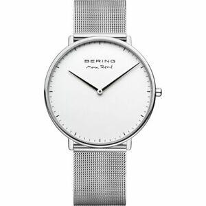 【送料無料】 腕時計 クオーツアナログベーリングbering by max rene quartz analog wrist watch steel 15738004
