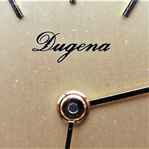 【送料無料】 腕時計 dugenaクオーツwomensバッテリーsimple and clean gold dugena quartz womens wrist watch, battery
