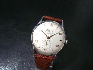 【送料無料】 腕時計 ウォッチデラックスマニュアルwatch lanco mod11 deluxe 1950 ca manual, excellet conditionvintagewatch