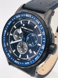 腕時計 イタリアパイロットwatch momodesign made in italy md2164ss22 pilot  nine