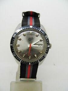 【送料無料】 腕時計 ビンテージダイビング listingwatch diving automatically camif movement fe 3612 vintage 1970