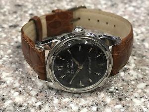 【送料無料】 腕時計 ヴィンテージサービスvintage 1959 bulova 23j automatic wristwatch serviced