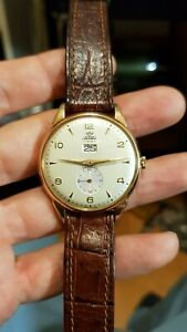 腕時計 フォルティスビンテージビッグウォッチカレンダーfortis vintage watch big date calendar very rare venus 162
