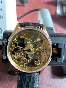 【送料無料】 腕時計 スイスプリswiss skeletion skeletionized pre eta unitas 6498 movement 44mm nice watch