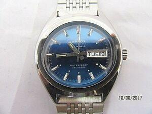 【送料無料】 腕時計 itraco automatic day date wrist watch in working order c1960