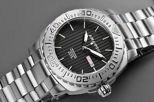 【送料無料】 腕時計 アラゴンパルマaragon a153blk parma t100 14 tubes