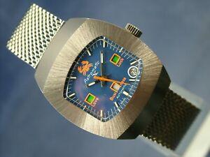 【送料無料】 腕時計 nosヴィンテージastromatic1970スイスbf 158nos vintage astromatic cancer automatic watch 1970s swiss bf 158