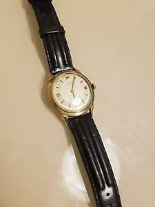 【送料無料】 腕時計 ビンテージkゴールドvintage very rare longines 10k gold filled wind wristwatch