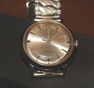 【送料無料】 腕時計 ビンテージメンズレアvintage timex viscount mens wristwatch rare 1967