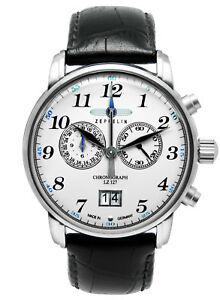 【送料無料】 腕時計 ツェッペリンメンズクロノグラフクロノzeppelin graf zeppelin mens chronograph chrono 76861