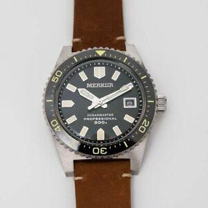 人気の製品 送料無料 腕時計 ビンテージメンズプロダイバーズサファイアセラミックメートルmerkur 62mas 超安い vintage mens automatic pro 300m wrist watch divers ceramic sapphire