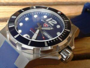 【送料無料】 腕時計 スイススイスswiss legend abyssos 10060a03blbw automatic swiss made watch eta 28362