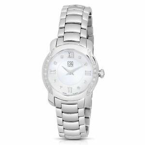 【送料無料】 腕時計 ヴェローナステンレススチールモデルesq by movado womens verona stainless steel watch model 07101203