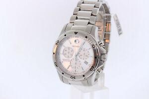 【送料無料】 腕時計 モベード2600077シリーズ800パフォーマンスクロノグラフmens movado 2600077 series 800 sub sea performance stainless chronograph watch