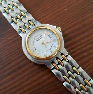 【送料無料】 腕時計 longineswristwatch7306 2ステンレスlongines female wristwatch flagship 7306 two tone stainless steel