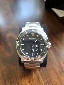 【送料無料】 腕時計 archon seafarer sf01