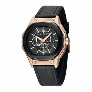 【送料無料】 腕時計 マセラッティエースr8851116002ピンクmultifunction watch man maserati ace r8851116002 pink leather steel
