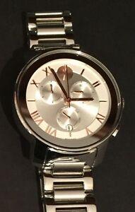 【送料無料】 モベードクロノグラフ3600205movado 3600205 chronograph bold 腕時計